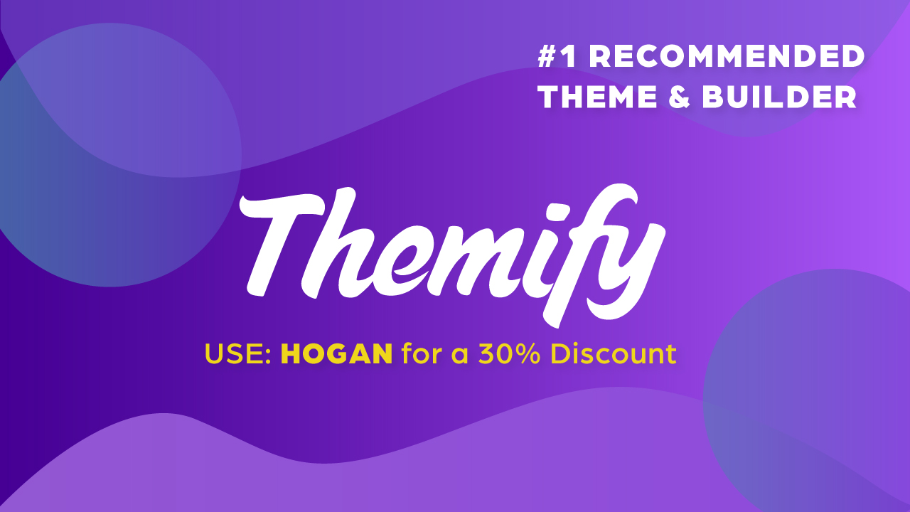 Themify-Coupon-Website